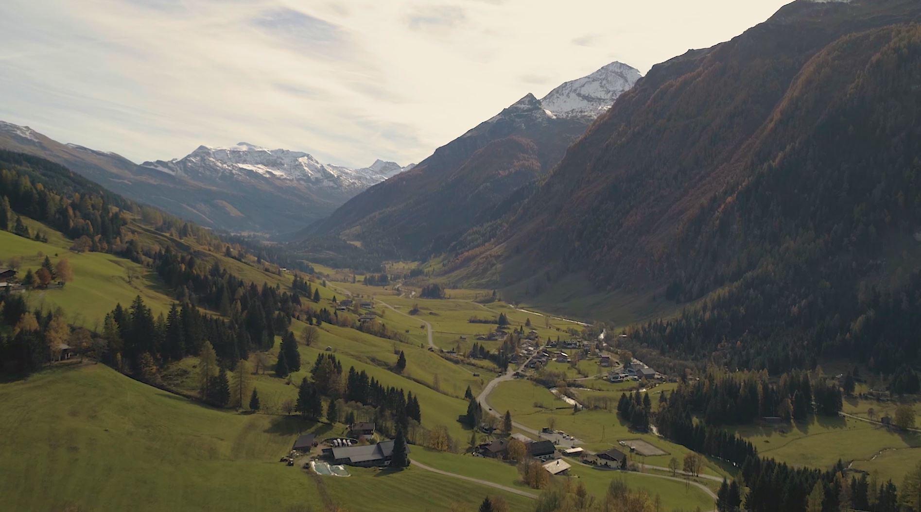 Video – Hochlandrinder in Österreich – Familie Pirchner, Rauris