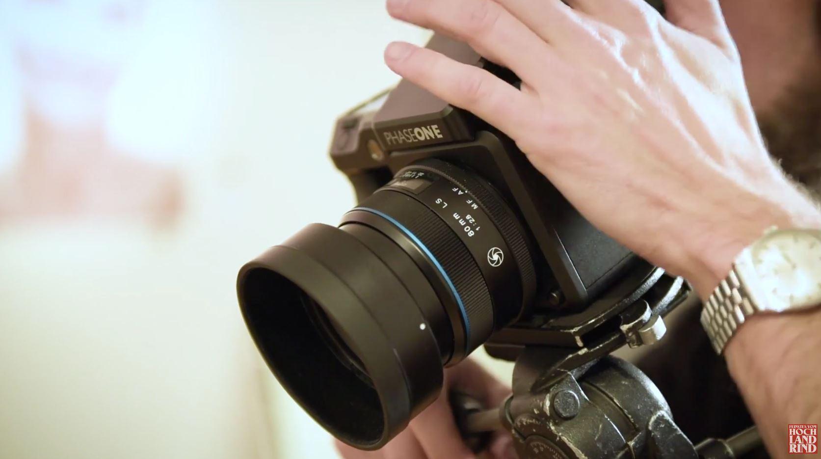 Video – Der Fotograf Michael Liebert über das Hochlandrind